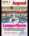 3. DCU Ländervergleich 2016 der U 18 Mannschaften in Lampertheim