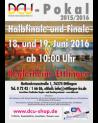 Finale im DCU-Pokal 2015/2016